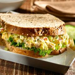 Whole Foods Egg Salad Sandwich Calories