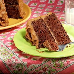 Velvet Chocolate Cake