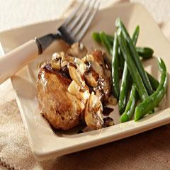 Savory Balsamic Chicken