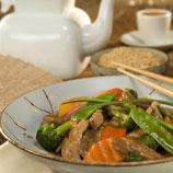 Tea Stir-Fry