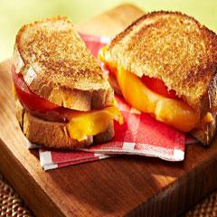 Country Grilled Cheese Sandwiches