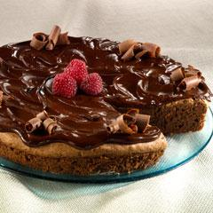 Chocolate Lovers' Cake