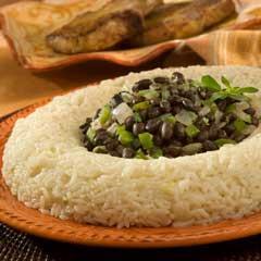 Cuban Rice & Beans