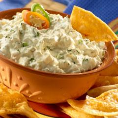 Spicy Palm Dip