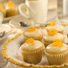 Honey & Orange Mini Cakes