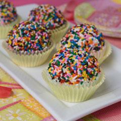 Cupcakes de helado para fiestas