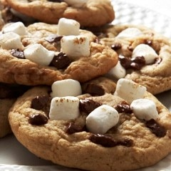 Make It Yours Cookie Recipe-S'mores
