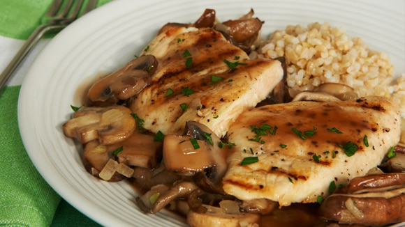 chicken mushrooms 4 5 learn more chicken mushroom risotto 5 learn more ...