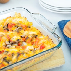 Egg-ceptional Breakfast Casserole