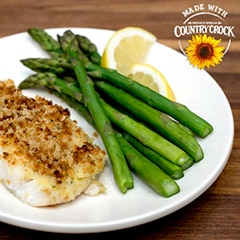 Baked Buttery Cod