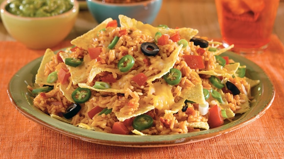 Quick 'N Hearty Nachos