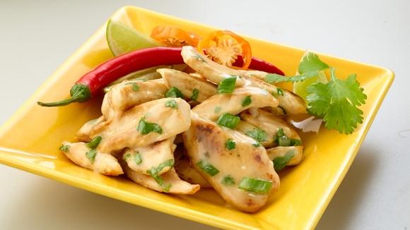 Latin Lime Chicken Stir-Fry