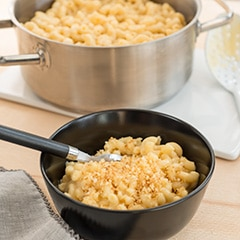 Creamy Crock Mac 'N Cheese