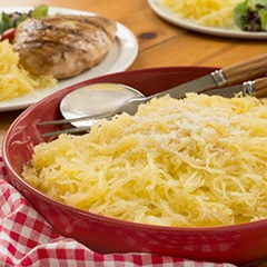 Buttery Spaghetti Squash