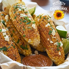Chili Lime Summer Corn