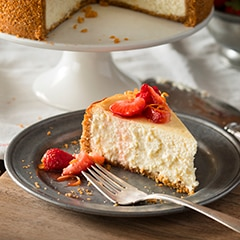 Creamy Cheesecake Recipe