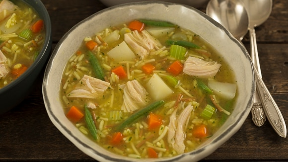 Day After Thanksgiving Soup