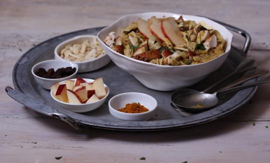 Chicken Apple Curry