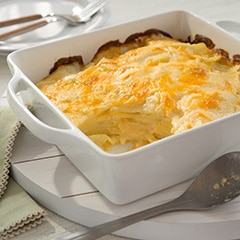 Buttery Scalloped Potatoes