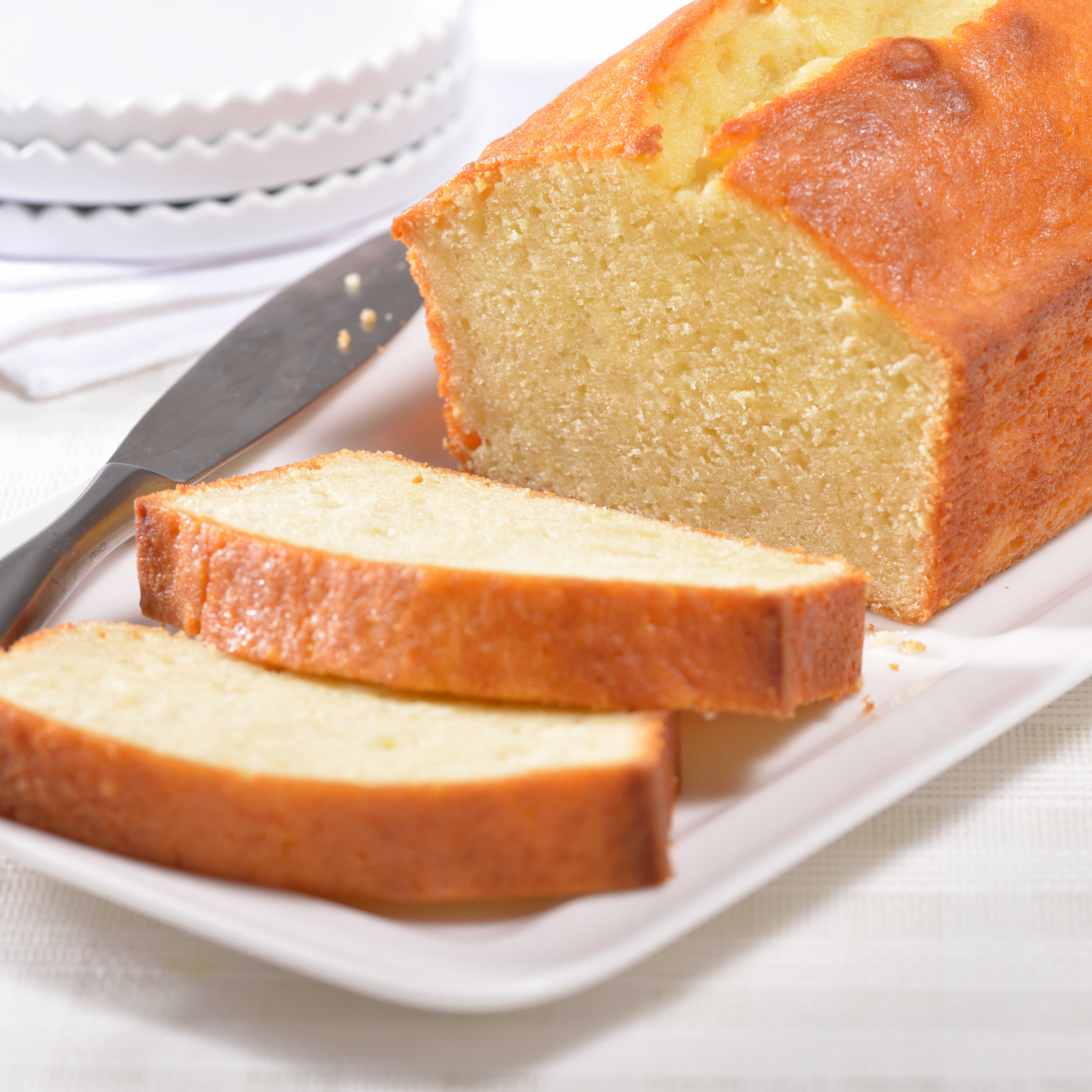 Delicious Lemon Pound Cake