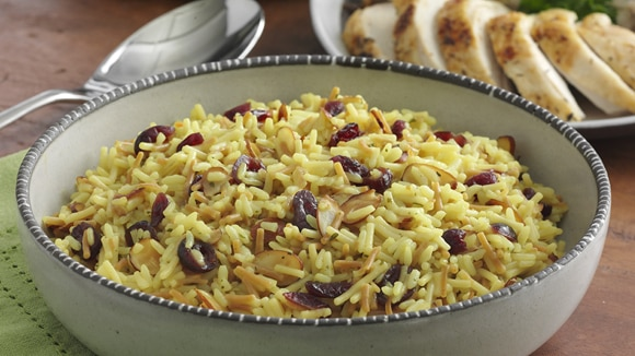 Fast Cranberry Stuffing