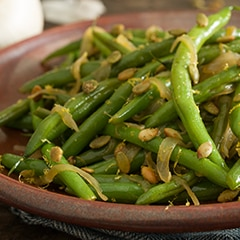 Latin Green Bean Casserole