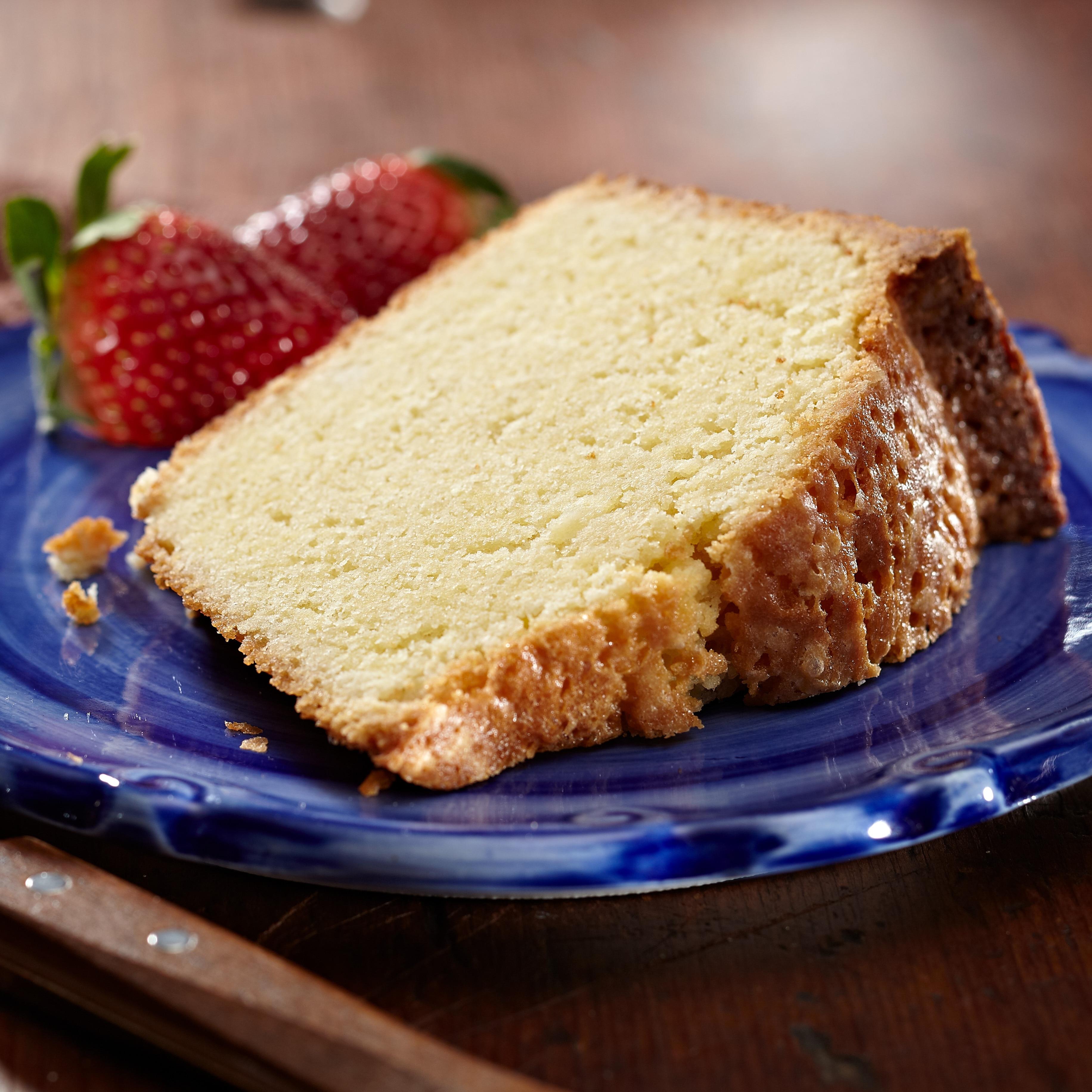 Italian Almond Pound Cake