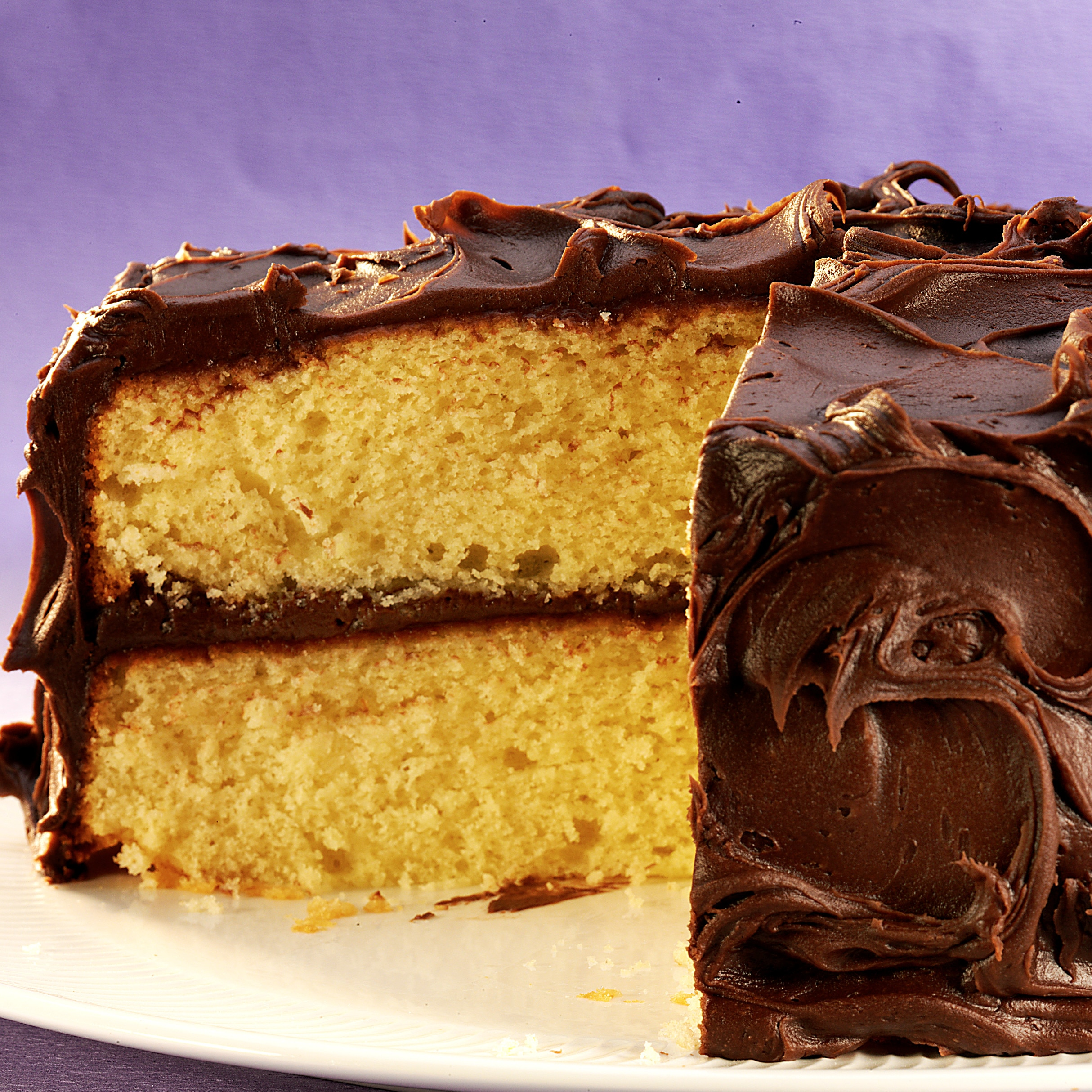 Low Sodium Yellow Cake Recipes