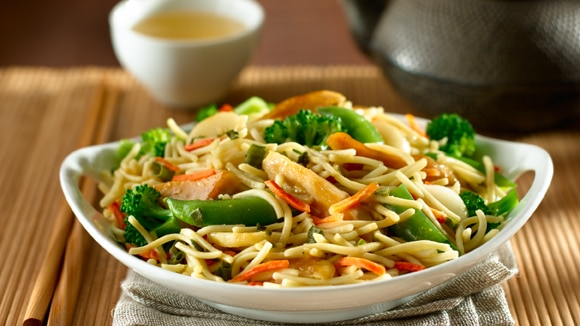 Thai Chicken Vegetable Stir Fry