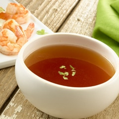 Shrimp Consomme