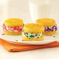 Minisándwiches helados