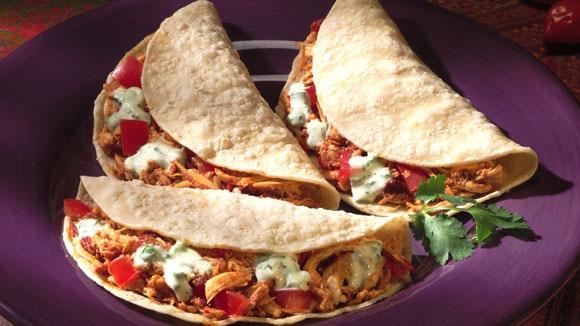 Tacos de Poblano
