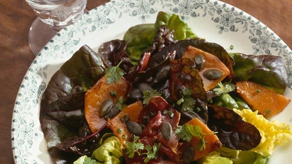Salade de Porc à la Brésilienne à la Vinaigrette Citronnée