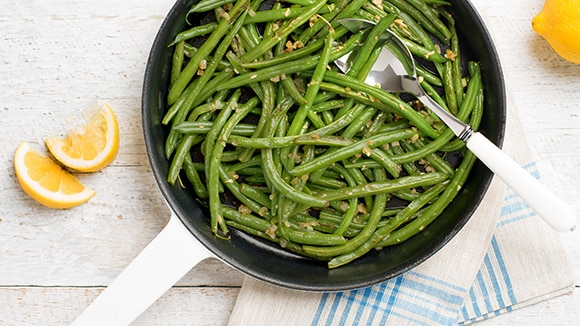 Savoury Braised Green Beans