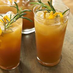 Thé Orangeade et Romarin