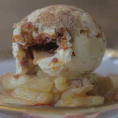 Double Apple Butter Pecan Compote
