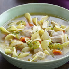 Hearty Country Chicken Noodle Soup