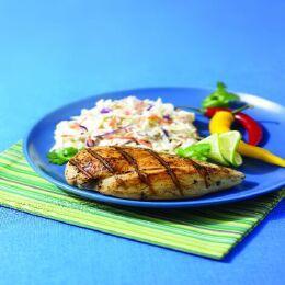 Smokin' Succulent Grilled Chicken