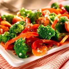Vegetable Medley Saute