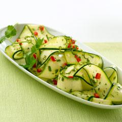 Zucchini-Lime Ribbons