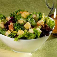 Garlic Salad Croutons